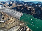 Glacier,Liverpoolland,East Greenland