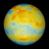 Carbon dioxide levels,Australia,2003