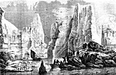 Discovery of Adelie Land,Antarctica