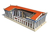 Parthenon,illustration