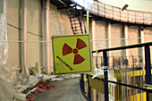 Radiation hazard symbol,Poland