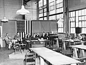 Hindenburg disaster investigation,1937