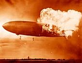 Hindenburg disaster,NAS Lakehurst,USA
