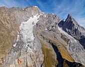 Mont-Blanc-Massif,Italy