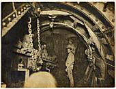 London Underground construction,1898