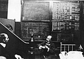 William Osler at Johns Hopkins,1900s