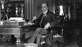 William Osler at Oxford University,1907