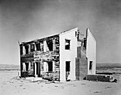 Operation Cue atom bomb test,1955