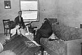 Operation Doorstop atom bomb test,1953