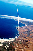 Minuteman nuclear missile launch,1979