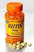 Rutin supplements