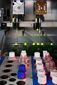 Blood coagulation testing