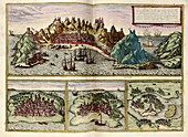 East African ports,16th century