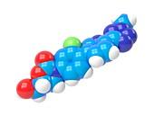 Tedizolid antibiotic molecule