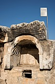 The Plutonion at Hierapolis,Turkey