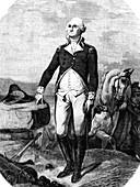 George Washington,first US president