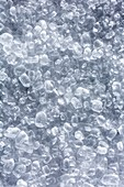 Magnesium sulfate heptahydrate crystals