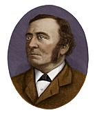 Sir Henry Roscoe,British chemist