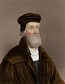 John Wycliffe,English theologian