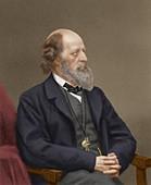 Alfred,Lord Tennyson,British Poet
