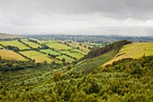 The Vale of Clwyd,UK