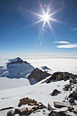 View,Mt Vinson,Antarctica