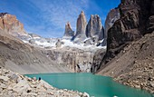 Torres del Paine Mountains,Chile