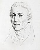 1784 Portrait of middle aged Lamarck