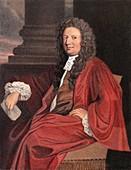 1677 Robert Plot first dinosaur bone