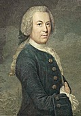 1759 Rosel von Rosenhof colour portrait