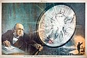 1882 Herbert Spencer Philosopher