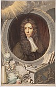 1739 Robert Boyle Portrait fine colour