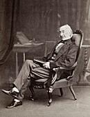 1860 William Jackson Hooker Botanist Kew