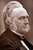 1876 George Campbell Duke of Argyll