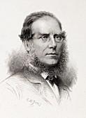 1875 Joseph Hooker Botanist Kew darwinian