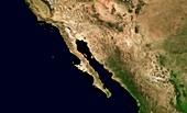 Baja California peninsula,Mexico
