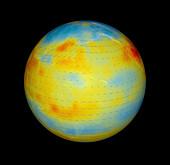 Carbon dioxide levels,Pacific,2003