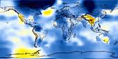 Global temperature anomalies 1886-1890