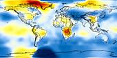 Global temperature anomalies 1926-1930