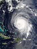 Hurricane Isabel,15th September 2003