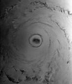 Hurricane Katrina,radar image