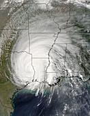 Hurricane Rita,25th September 2005