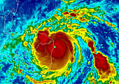 Hurricane Felix,3 September 2007