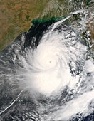 Tropical cyclone Nargis,May 2008