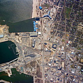 Gulfport after Hurricane Katrina