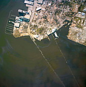Biloxi after Hurricane Katrina