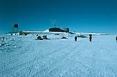 US base,Amundsen-Scott Station,Antarctic