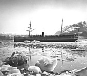 Muir Glacier,Alaska,in 1902