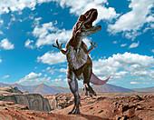 Allosaurus Maximus