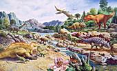 Cretaceous fauna